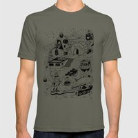 EL TANQUE CARCEDO Mens Fitted Tee Lieutenant SMALL