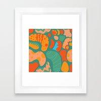 Amazing Things Will Happ… Framed Art Print