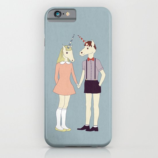 Our love is unique, we are Unicorns iPhone & iPod Case