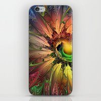 Miracle Flower iPhone & iPod Skin
