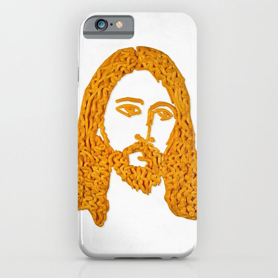 Cheesus iPhone & iPod Case