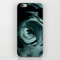 DARK ROSE iPhone & iPod Skin