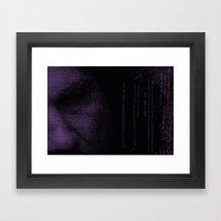 Hovedfokus Framed Art Print