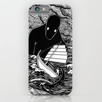 iPhone & iPod Case featuring Umibōzu 海坊主 by Andrew Henry