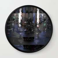 Forthcoming, But Only Sl… Wall Clock