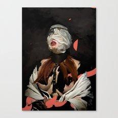 TENACIOUS GRIP Canvas Print