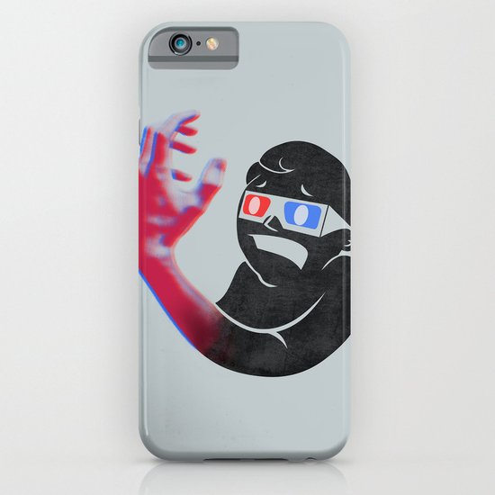 Now in Eye-Popping 3D! iPhone & iPod Case