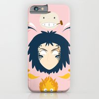 iPhone & iPod Case featuring Howl by Ashley Hay
