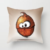 COCONUT | COCO Throw Pillow