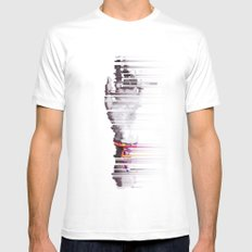 An Artist's Tool Pt. II Mens Fitted Tee SMALL White