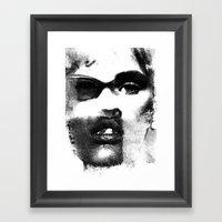 S/HE #2 Framed Art Print