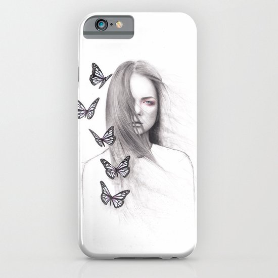 [ forget me not ] iPhone & iPod Case