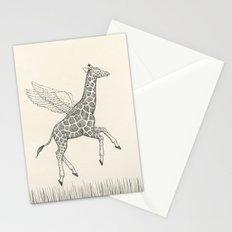 Mind Over Matter Stationery Cards