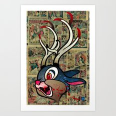 JackaThumper Art Print
