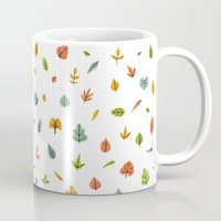 Autumn Is Coming Mug