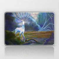 Forest spirit II Laptop & iPad Skin