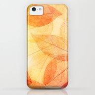 AUTUMN 8 iPhone 5c Slim Case