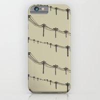 iPhone & iPod Case featuring Metal Trees by Marina Molares