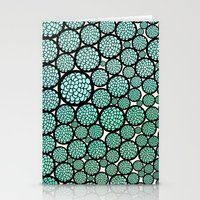 Blooming Trees Stationery Cards
