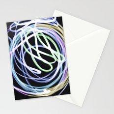 Illuminate the Paint Stationery Cards