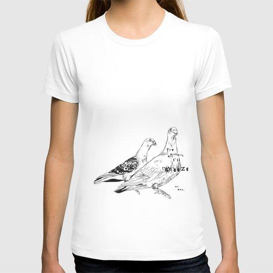 Bird flu T-shirt