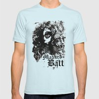 BALL Mens Fitted Tee Light Blue SMALL