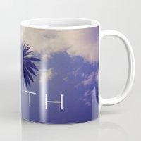 Palm Tree Faith Mug