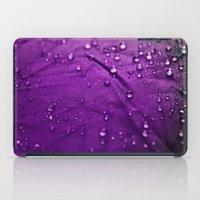 Water Drops! iPad Case