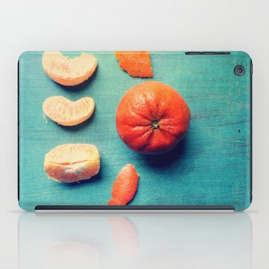 Orange Wedge iPad Case