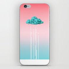 Concrete Cloud iPhone & iPod Skin