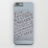 Jane Austen Covers: Sens… iPhone 6 Slim Case