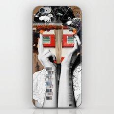 Crazy Woman - Lisa Lara … iPhone & iPod Skin