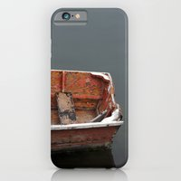 iPhone & iPod Case featuring Red Dingy by Shy Photog