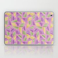 Tropical Geo Laptop & iPad Skin