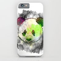iPhone & iPod Case featuring Marshmallow Panda Syndrome by Elizabeth Cakovan