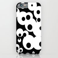 Black & White iPhone 6 Slim Case