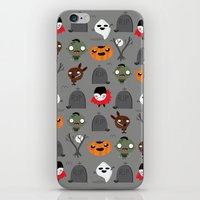 Not That Spooky Hallowee… iPhone & iPod Skin