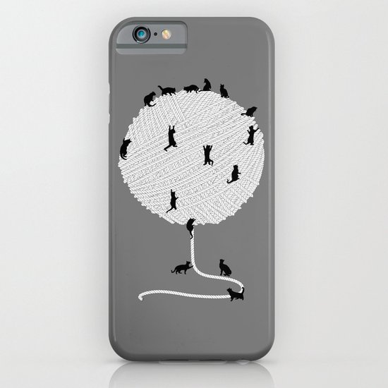 A Cats' Wandering  Place iPhone & iPod Case