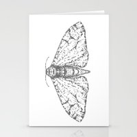 Moonlight Icarus Stationery Cards