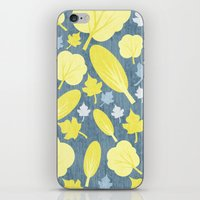 Classical Spring 4 iPhone & iPod Skin