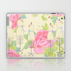 Sewing Room Dress Forms Laptop & iPad Skin