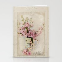 Yesterday's Letter  Stationery Cards
