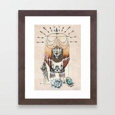 S A G I T T A R I U S Framed Art Print