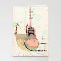 Fly Toronto Stationery Cards