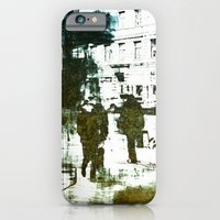 iPhone & iPod Case featuring Every day life by Anna Brunk