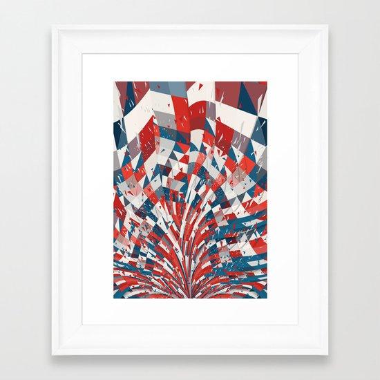 Feel Again Framed Art Print