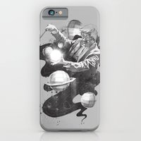iPhone & iPod Case featuring Space Symphony by Kyle Cobban