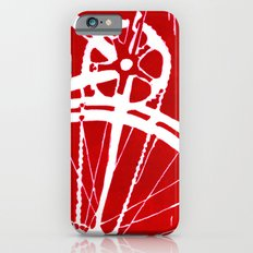 Red Bike Slim Case iPhone 6s