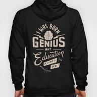 Born Genius Hoody