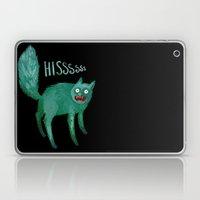 Hissy Kitty Laptop & iPad Skin